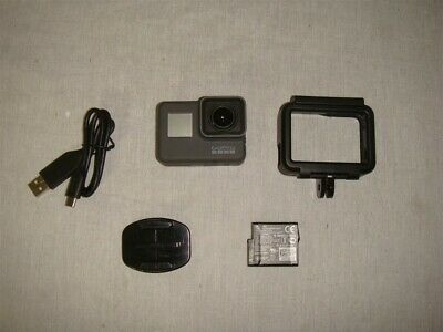 Gopro Hero 5 Black 4K Action Camera Works But Lcd Doesn't -Read!