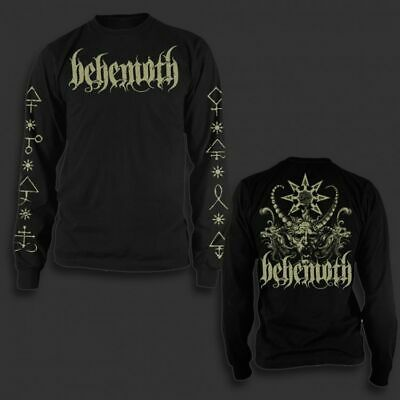 BEHEMOTH Demon Long Sleeve T SHIRT S-M-L-XL-2XL New Official Kings Road Merch