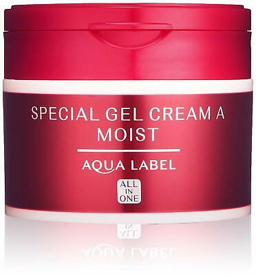Shiseido Aqualabel Special Gel Cream Moist All-in-One 90g From Japan 2019