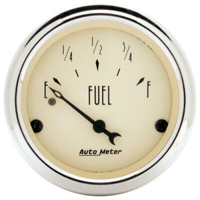 Auto Meter Gauge 2 Fuel Level 240 E/33F Antique Retro AU1817