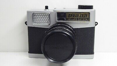 Vintage Diana Deluxe All Plastic Camera