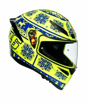 Agv helmet casque casco K1 replica Winter Valentino Rossi Sole Luna integrale