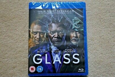 Blu-Ray Glass  Brand New Sealed Uk Stock