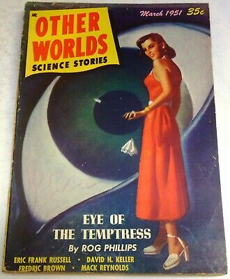 Other Worlds Science Stories – US digest – March 1951 – Vol.3 No.2 - Sturgeon