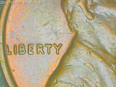 1972 Lincoln Cent Double Die Obverse. Circulated, ungraded.