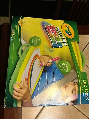CRAYOLA COLOR WONDER Mess Free Coloring Activity Set Sealed NEW 75 ...
