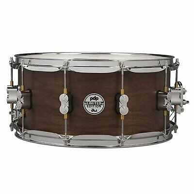 """PDP Concept Series Limited Edition Maple/Walnut Snare Drum - 6.5"""" x 14"""""""