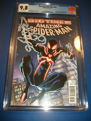 Amazing Spider-man #650 Hot Key CGC 9.8 NM/M 1st Stealth Suit Far From Home WOW!
