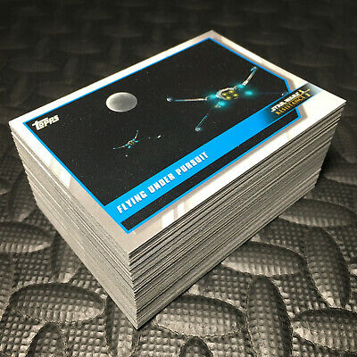 2019 Topps Star Wars Resistance Complete 100-Card Base Set #1-#100 W@w! H@t!