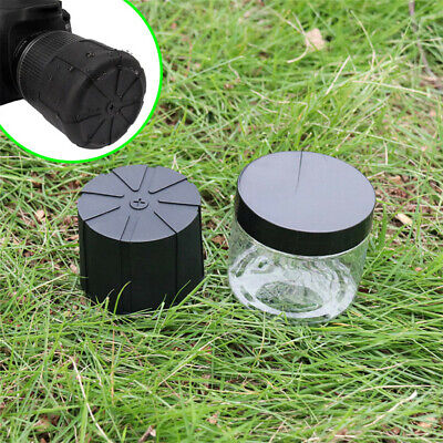 62*51mm Universal Silicone Dustproof Lens Cap Protector Cover Camera Accessories