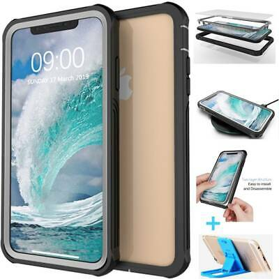 Fr iPhone 11 Pro Max XS Max XR X 8 7 Military Shockproof Tough Hybrid Case Cover