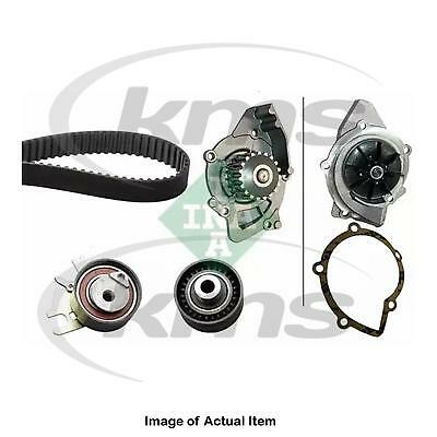 New Genuine INA Water Pump And Timing Belt Set 530 0449 30 Top German Quality