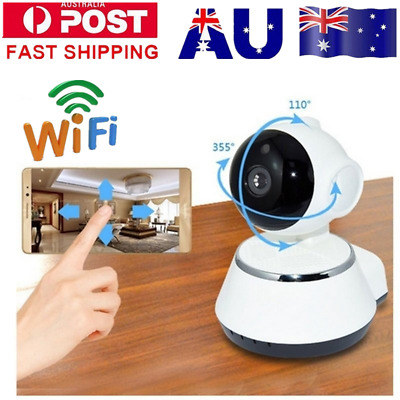 Wireless Wifi IP Camera 1080P Indoor Home Security Surveillance System Monitor