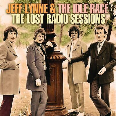 Jeff Lynne & The Idle Race 'The Lost Radio Sessions' Cd (2019)