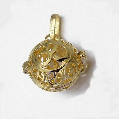 ONE CENT PENNY GOLD COLOR COIN HOLDER PENDANT MOUNTING MOUNT FINDING CF927
