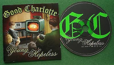 Good Charlotte The Young and The Hopeless Enhanced CD