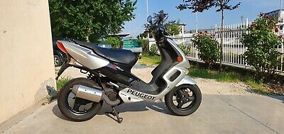 Scooter Peugeot XFight 50cc - anno 2003