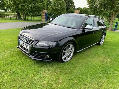 2010 AUDI S4 B8 3 0 V6 Quattro Auto High Spec 5 Door Avant