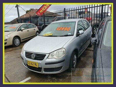2005 Volkswagen Polo 9N Match Manual 5sp M Hatchback