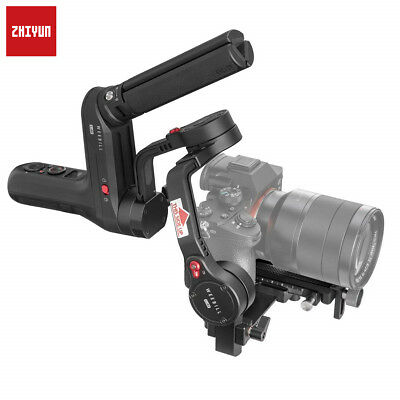 US Zhiyun WEEBILL LAB 3-Axis Gimbal Hand-held Stabilizer For Mirrorless Camera