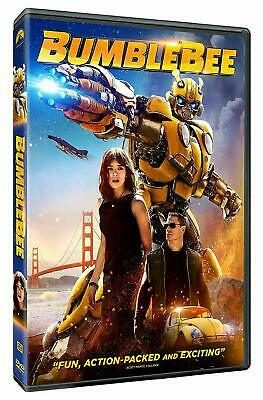 BumbleBee DVD 2018 Brand New & Sealed Region 2