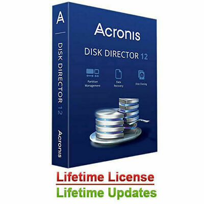 Acronis Disk Director 12 - Lifetime Key | Original | Fast Email Delivery
