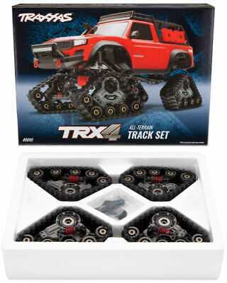 Traxxas 8880 TRX-4 All-Terrain Traxx Track Set Front And Rear NEW!