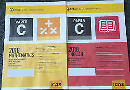 ICAS Past papers Year 5 (Paper C) with answers Including 2018