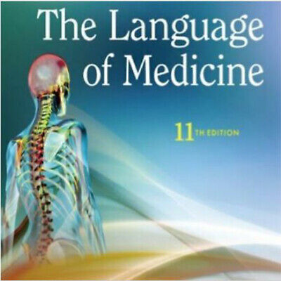 The Language of Medicine 11th Edition [P.D.F]✔️fast Delivery⭐