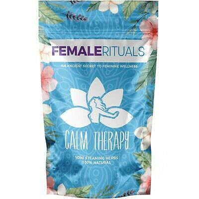 Yoni Steaming Herbs - V Steam Vaginal Detox - Calming Therapy by Female Rituals