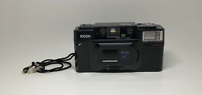 Ricoh FF-3 AF 35mm Film Point & Shoot Camera, Rikenon F3.2 Lens NOT TESTED