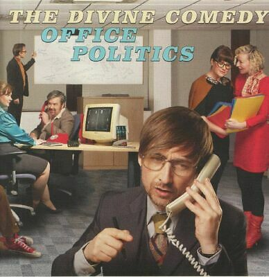 DIVINE COMEDY, The - Office Politics (Deluxe Edition) - CD (limited 2xCD)
