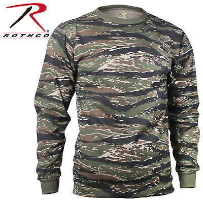 eeac217bbe06d ROTHCO MILITARY TACTICAL Hunting Long Sleeve Camo T-Shirts - $12.99 ...