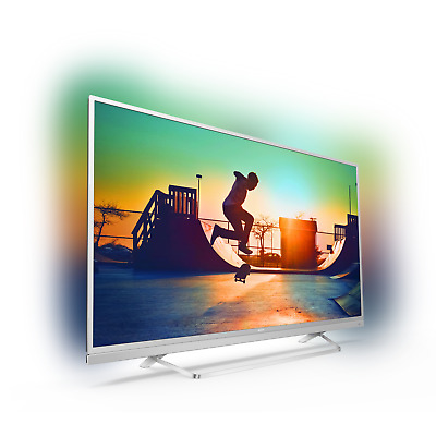 "Philips 49PUS6482 123cm 49"" 4K UHD Ambilight Smart Fernseher"