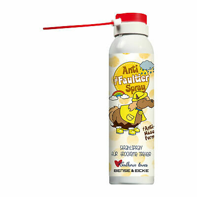 Anti Perezoso Spray 150ML - Pezuñas Strahlspray para Caballos Huf Haz - - B & E