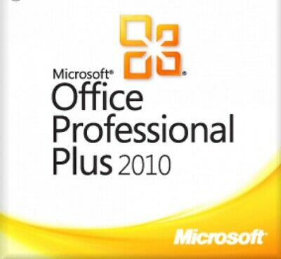 Office Professional 2010| 32/64 Bit| Download & Genuine Key| Full version
