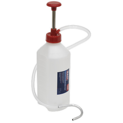 - Multipurpose Mini Pump 1ltr SEALEY TP6804 by Sealey