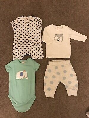 Seed Heritage Baby Boy Bundle Newborn