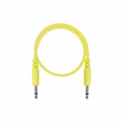 Glow Worm Cables Glow In The Dark 3.5mm Male Mono Eurorack Modular Patch Cabl...