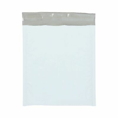 "5250 Pcs White/Grey 5"" x 10"" #00 Poly Bubble Mailer Padded Shipping Bags"