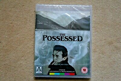 Blu-Ray The Possessed  ( Arrow ) Brand New Sealed Uk Stock