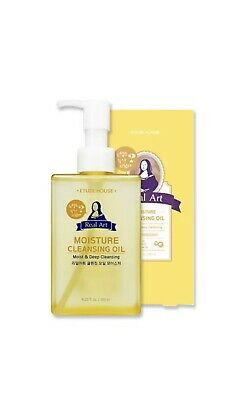 Etude House - Real Art Cleansing Oil