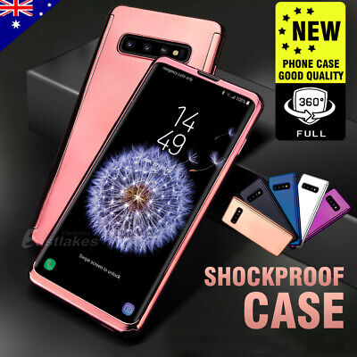 Full Plating Shockproof Case Thin Slim Cover for Samsung S10 Note 10 Plus S10 5G