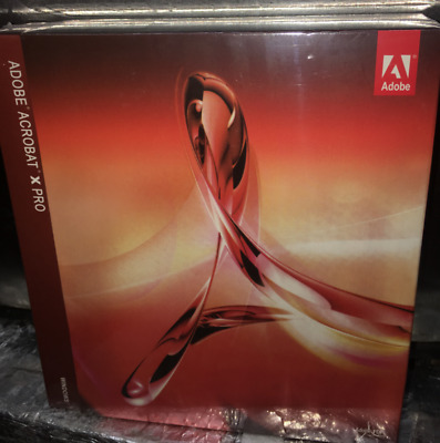 ADOBE ACROBAT 9 Pro for Windows PC with Serial Number