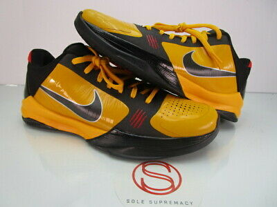 super popular a8f0f a2483 NIKE ZOOM KOBE V 5 BRUCE LEE 10