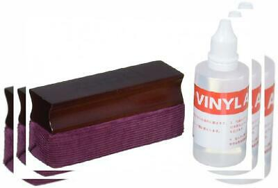 ION Audio Vinyl Alive   Record Cleaning Kit Including Velvet Cleaning...