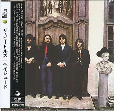 BEATLES - HEY JUDE (OR BEATLES AGAIN)( MINI LP AUDIO CD with OBI )