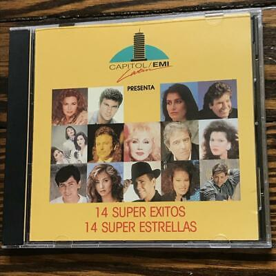 CD - VARIOUS Artist NEW Super Exitos 2CD/DVD - Love FAST SHIPPING