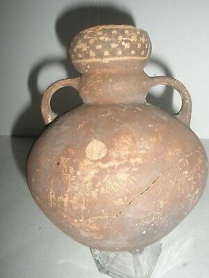 Inca Original Pre Columbian Pottery Bowl Chancay Peru   From <1,200 Ad