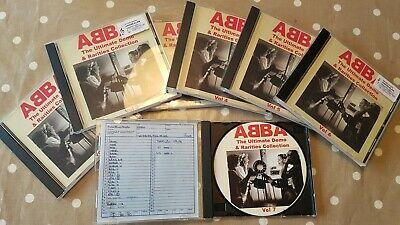 ABBA - The Ultimate Demo & Rarities Collection